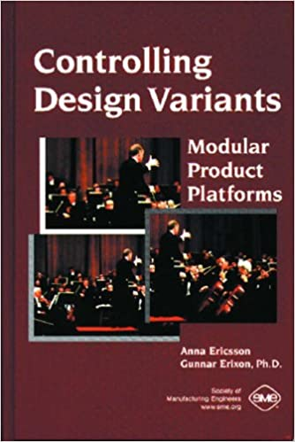Download online Controlling Design Variants: Modular Product Platforms PDF, azw (Kindle)