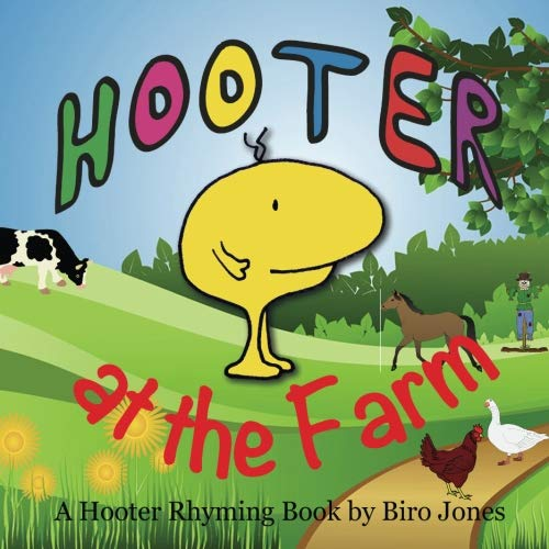 Hooter at the Farm: Can you guess the animals? (Hooter Rhyming Book) (Volume 2)