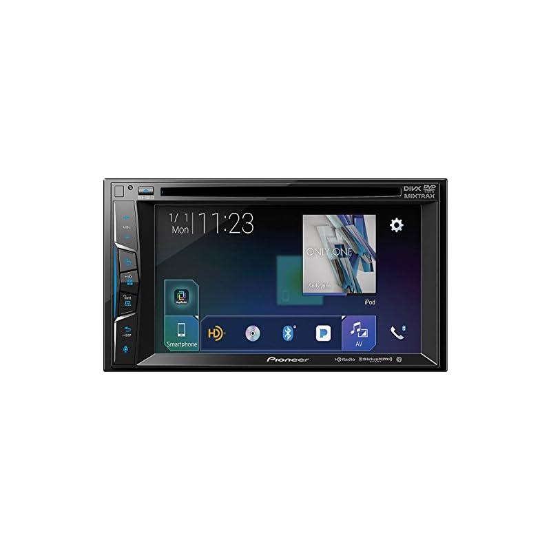 Pioneer AVH-501EX 6.2 Inch DVD Receiver
