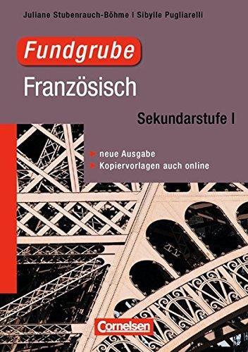 Fundgrube - Sekundarstufe I: Fundgrube Französisch - Neue Ausgabe: Buch