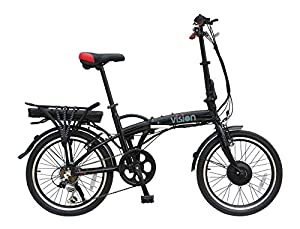 Viking Vision 20 Wheel Folding E Bike 36 Volt 250w Electric Bike
