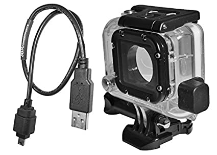 X~PWR Kit de Carcasa de alimentación Externa para GoPro Hero ...