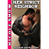 Her Strict Neighbor: Spanked and Pregnant (Doms Next Door Book 3)