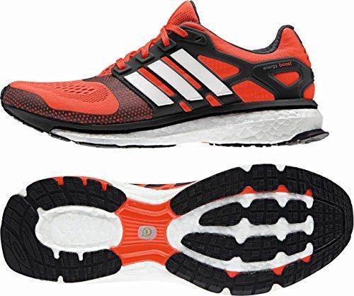 adidas - Zapatillas de running de Material Sintético para hombre amarillo