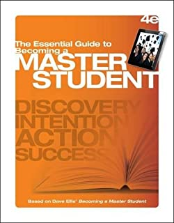 Amazon becoming a master student 9780618467709 dave ellis books the essential guide to becoming a master student mindtap course list fandeluxe Gallery