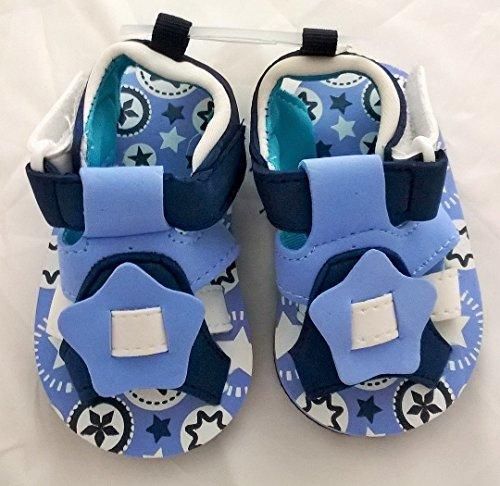 Open Toed Baby Sandalias 15–24meses Niños/Niñas azul Talla:21-24 azul