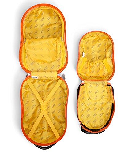 Bagage Buddies rose Hs3805bl Orange Rose Enfant 40 Travel qApgz55