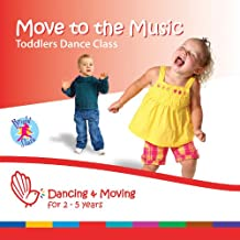 Move to the Music: Toddlers Dance Class