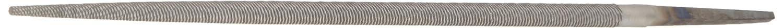 #00 Coarseness 8 Length 8 Length 40687N Nicholson Hand File Double Cut Round Swiss Pattern