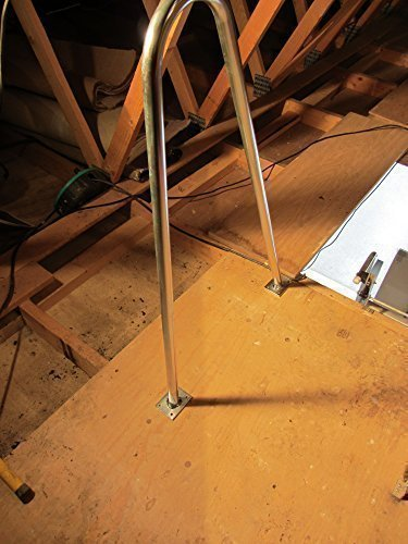 Deluxe/Metal Loft Balance Safety Rail Colour Silver BWT