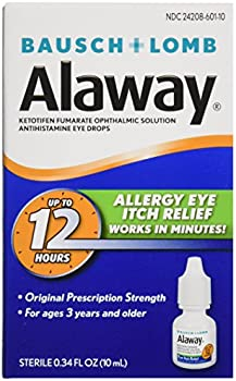Alaway 0.34 fl oz (10 ml) Antihistamine Eye Drops