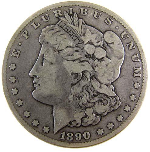 1890 CC Morgan Silver Dollar Carson City $1 Very Fine