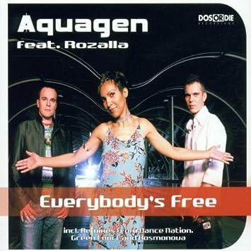 everybodys free aquagen ft. rozalla