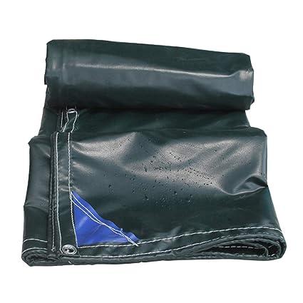 LYXPUZI Tela Impermeable Lona Lona camión | Lonas Poncho Parasol Desgaste cobertizo paño | Lona Impermeable