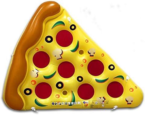Juegos Piscina – PART de Pizza hinchable: Amazon.es: Jardín
