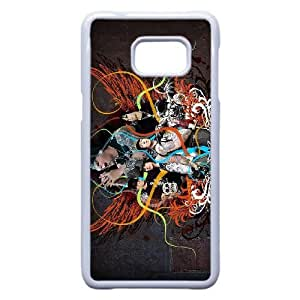 Avenged Sevenfold For Samsung Galaxy Note 5 Edge Cell Phone Case White BTRY09627