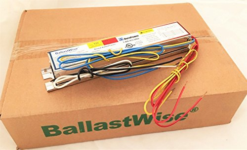 10 Pack BallastWise DXE4H8U-LBF Ballast for 4x32W T8 lamps with MV Input Voltage by Ballastwise
