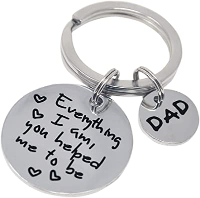 Fathers Day Keyring Dad Daddy Birthday Gift Present I Am Your Farter Father