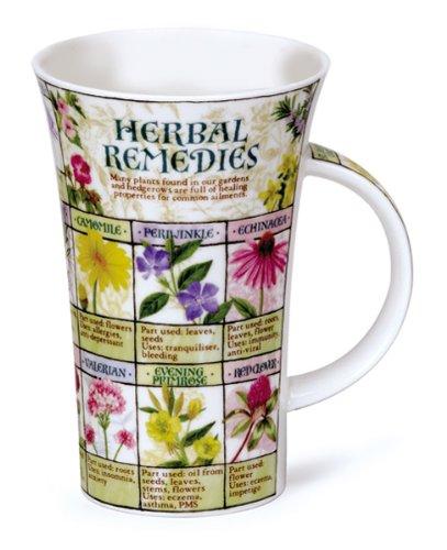 Dunoon Herbal Remedies Mug - (16.9 Oz.)