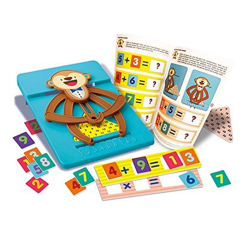 4M Maths Monkey Calculator