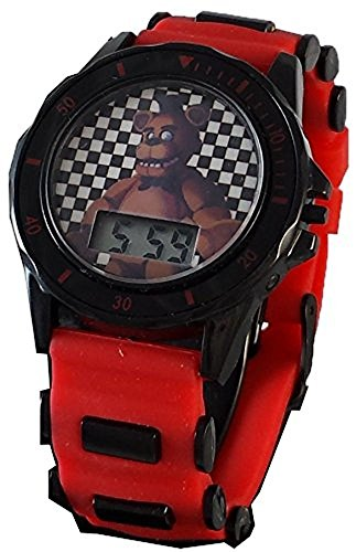 Five Nights at Freddy's LCD Watch