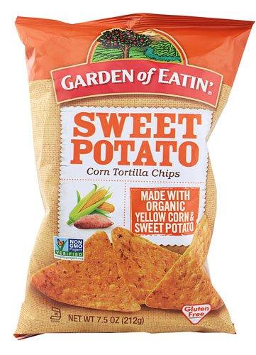 n Tortilla Chips Sweet Potato -- 7.5 oz - 2 pc ()