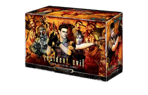 "Resident Evil Deck Building Game Expansion ""Outbreak"