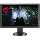 BenQ ZOWIE RL2455T 24 inch Full HD Gaming Monitor - 1080p 1ms Response Time for Competitive eSports Gaming, Dual HDMI, DVI-D, D-Sub (w/Height Adjustment)