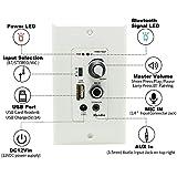 Herdio Home Audio Package Wall Mount Control