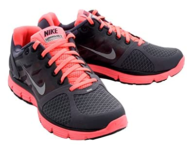 1418c6431230 Nike Lunarglide+ 2 Ladies Running Shoe (407647-014)  Amazon.co.uk ...