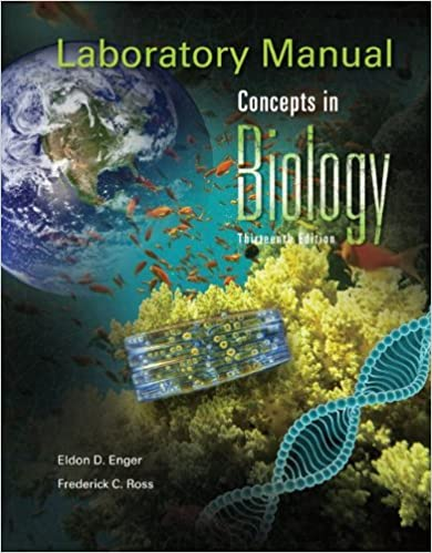 Amazon.com: Laboratory Manual Concepts in Biology (9780077295257 ...