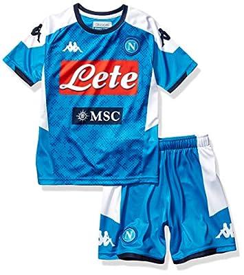 Ssc Napoli Italian Serie A Boys Junior Home Match kit 2019/20