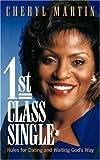 1st Class Single, Cheryl Martin, 1591605695