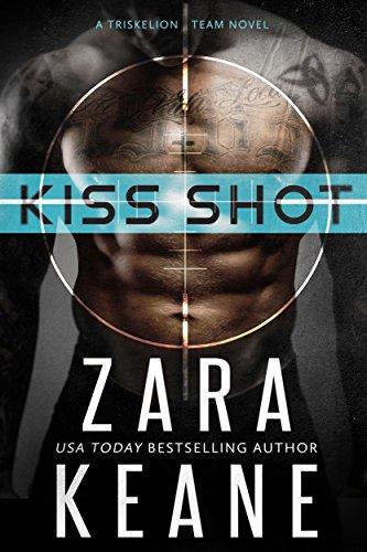 Kiss Shot (Dublin Mafia: Triskelion Team, Book -