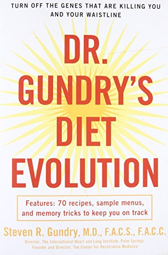 Dr. Gundry's Diet Evolution: Turn Off the Genes That Are Killing You and Your Waistline (Drop Ship Program)