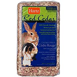 Hartz Natural Red Cedar Small Animal Cage Bedding and Litter