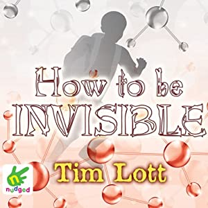 How to Be Invisible Hörbuch
