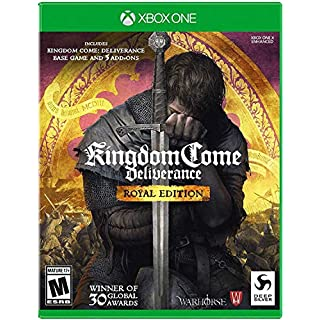 Kingdom Come Deliverance Royal Edition - Xbox One