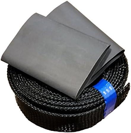 Festool manguera Kit de funda para 27 mm x 3,5 m manguera por Dakota herramienta, compatible con otros tubos de vacío que se entre 1 en y 1 1/2 pulgada de diámetro: