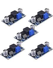 ICQUANZX 5 Pack Boost Converter Module XL6009 DC naar DC 3.0-30 V tot 5-35 V Uitgangsspanning Instelbare step-up printplaat