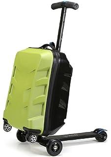 e0eeabfef6 Heaven Days(ヘブンデイズ) キックボード付き キャリーケース スーツケース キャリーバッグ スクーター