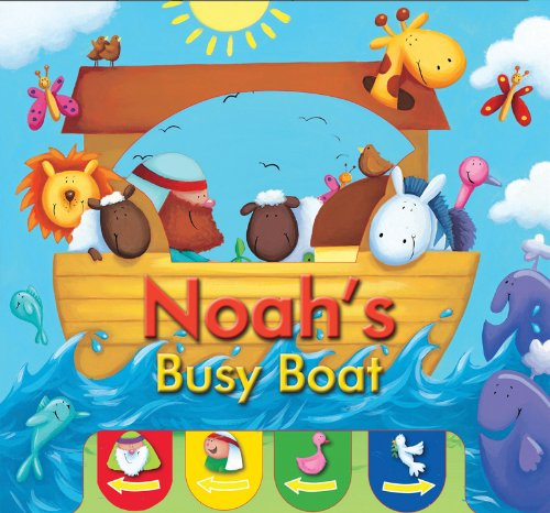 Download Noah's Busy Boat (Candle Peek-a-boo) PDF