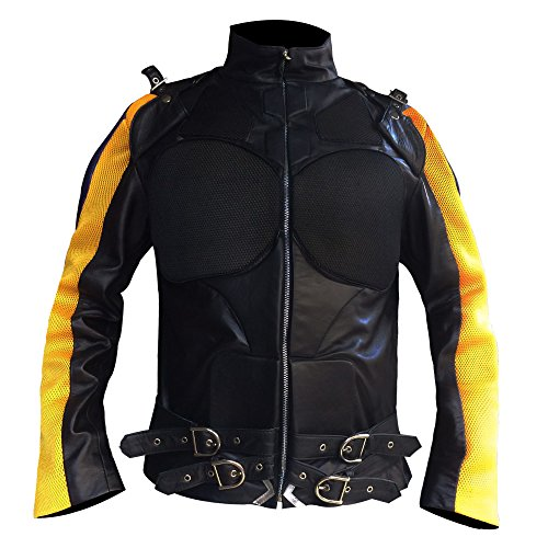 SALTONI X-Men Days Of Future Past Wolverine Suit Cosplay Costume - New Arrival (XXXXL)