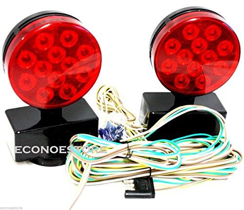 12 Volt Magnetic Led Towing Light Kit - 2