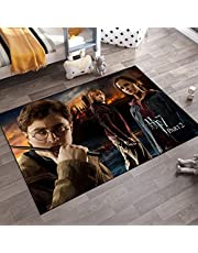 Harry Potter Tapijt Kids Speel Kamer Area Tapijten Rechthoek Wasbare Antislip Tapijt Living Room Slaapkamer Decoratief tapijt