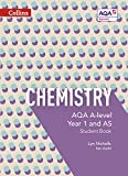 Collins AQA A-level Science – AQA A-level Chemistry Year 1 and AS Student Book