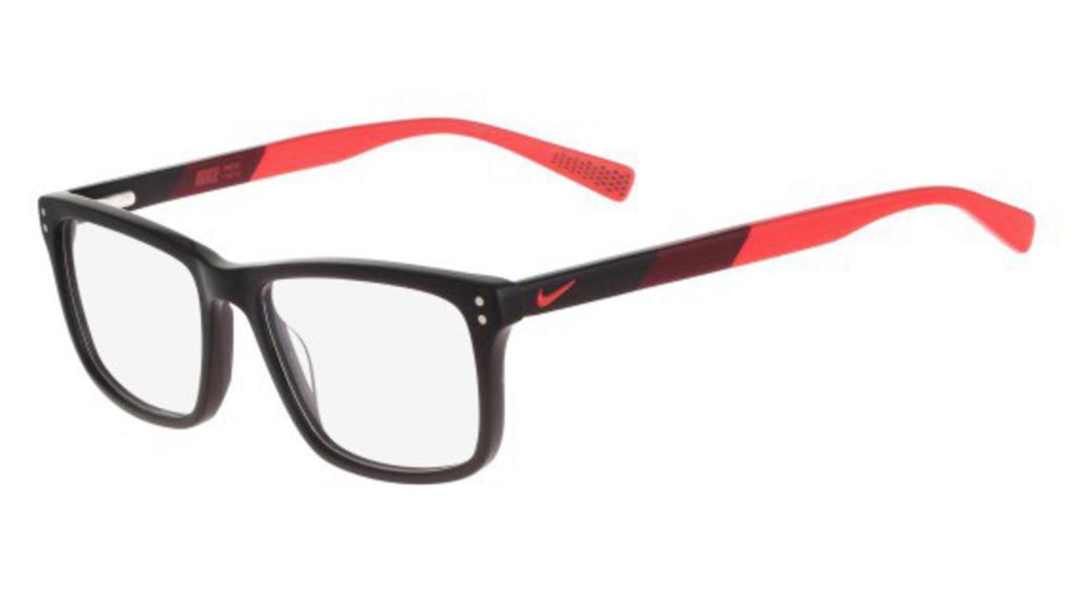 Eyeglasses NIKE 7238 015 BLACK-TEAM RED