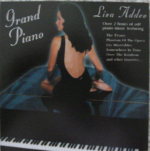 Lisa Addeo - Grand Piano (CD)