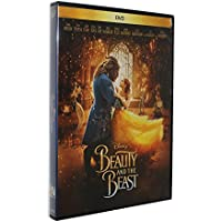 BEAUTY AND THE BEAST (2017) MOVIE. EMMA WATSON, EWAN McGREGOR