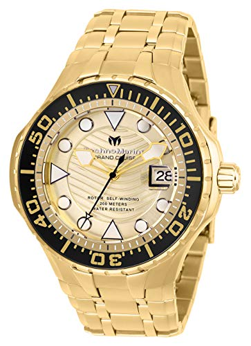 (Technomarine TM-118076 Men's Cruise Blue Reef Automatic Watch)
